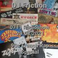 0711 Radioshow on egoFM 29.03.2021 with DJ Friction - 90s french rap special