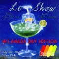 Le Show Canada Day 2021 DJ Fifi LaRoux & Danta Fontana live on KSPC