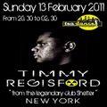 Timmy Regisford @ Tea Dance Party, Vicenza ITA - 13.02.2011