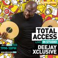 DJ XCLUSIVE TOTAL ACCESS ON NRG RADIO FRIDAY NIGHTS HOUR 1 26th april 2019