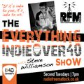 The Everything Indie Over 40 Show, with Steve Williamson, May 11, 2021