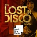 The Lost In Disco Show with Jason Regan – Sunday 12th May 2019