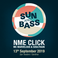 NME Click & MC´s Marvelous & Soultrain @ Sun And Bass 2019 [13.09. San Teodoro/ Sardinia]