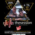 The Session w/ RAD & KRAUSE on Love Summer Radio | Wednesday 20th January 2021