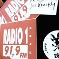 """Radio 1"" . Prague . CZ . July 7th . 2017"