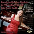 Blues and Soul Show feat. Eden Brent - 22 November 2014