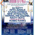 Rice & Peas Show Ft. Robbo Ranks Sunday 28/07/19  4.00 Pm - 8.00 Pm