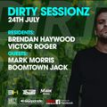 Dirty Sessionz 24 July - Beyond Radio full show