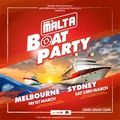 Made In Malta Boat Party Melbourne 01/03/2019 mixed by Thomas Ormond