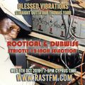 Blessed Vibrations 84 // Strictly 12inch selection