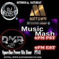 DMR Spacebar Soul Motown Mash Mix By DJ Daddy Mack(c)  Oct 23,2021