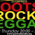 DJ Empress - Roots Rock Reggae show 30-8-2018 - Pure Vybz radio [Thursdays 8-10PM GMT]