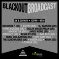 Blackout Broadcast Mix with Zushan (29 May 2020)