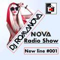 Nova Radio Show - New Line #001