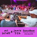 Mr. Scruff & Jamie 3:26 DJ Set - SuncéBeat Festival, Croatia 2018