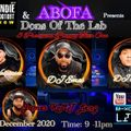 DONS OF THE LAB: DJ VALPACINO, DJ EMAI AND DJ LYNCH HOSTED BY JAMES KMT LENG 22/12/2020