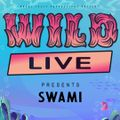 DJ Swami managed to keep all his clothes on whilst playing this set..NYE at the Magical Wild Campout