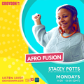 Stacey Potts Afro Fusion - 12 April 2021