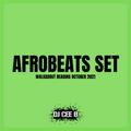 Afrobeats Set - Walkabout Reading - October 2021