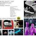 SYNTHOLOGY 101 March 2021 Edition with DJ DINO on JOLT RADIO   NEON TRANSMISSIONS