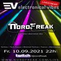 EVT#038 - electronical vibes radio with NordFreak