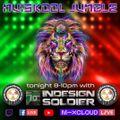 Indesign Soldier | Nu-Skool Jungle  | 02-02-21