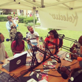 14 juin 2017 - Fête des peuples - n°1 Invités : Fatou, Steve, Mirza et Antonietta
