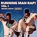 Running Man Rap! - Uptempo 80s/90s Old School Hip Hop - Mixed Live by Rob Pursey