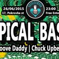 DJ Moombudjah live set - Tropical Bass Party @ Ukuleleshnaya Moscow 26.06.15