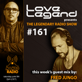 Love Legend pres. The Legendary Radio Show (05-06-2021) - Guest Fred Jungo