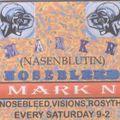Mark N - Nosebleed Visions (01.04.96)