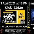 Club Ibiza set 03/04/2021 dj's Alessandro Garofani e Roby Marrocu