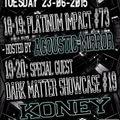 Koney Dark Matter Showcase on Gabber.FM 23/06/2015