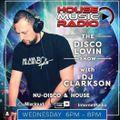 Disco Lovin Radio Show // 27th January 2021