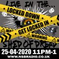 NSB Radio - Shed of Dread Volume 37 Lockdown 03 Challi-Source, Disciples Sounds, Blatant