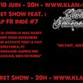 Mac Baret Show #40 - Spé Rap FR Indé #7 feat Génération Indépendance