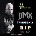 DMX Tribute mix. R.I.P (1970 - 2021) instagram @deejay_cee