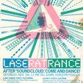 LASERATRANCE Hordern Pavilion 1988 Cassette #03