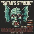 """Satan's Styrene"" : spooky surf, soul, r&b, & exotica chillers for Halloween"