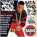 @djFreshVince - Fresh's Summer BBQ Mixtape - THEMIXLAB #208: Throwback Radio Vol. 3