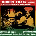 Riddim Train 23 10 21