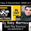 Club Ibiza 05/12/2020 set dj Roby Marrocu