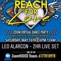 REACH FOR LOVE - LEO ALARCON 2HR LIVE SET