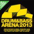 Drum&BassArena 2013 (Album Megamix)