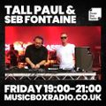 The Radio Show with Seb Fontaine & Tall Paul + Steve Lee (Guest Mix) - Friday 7th May 2021