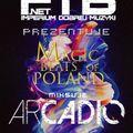 Arcadio - Magic Beats of Poland episode 50 (09.03.2019) - As Played on radioftb.net [RIP]