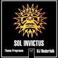 Radio & Podcast : DJ Nederfolk : Thema Neofolk : Sol Invictus