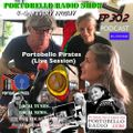Portobello Radio Radio Show Ep 302 with Isis Amlak, Piers Thompson & Greg Weir: Pirates & Pan Diva
