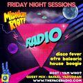 Midnight Riot Radio with guest Rafael Yapudjian host Yam Who? 12 - 2 - 21