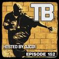 Throwback Radio #152 - DJ CO1 (West Coast Mix)